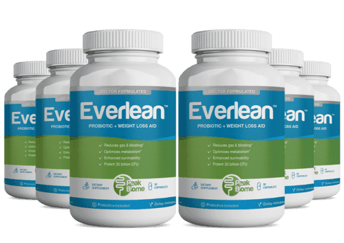 EverLean Probiotic Supplement