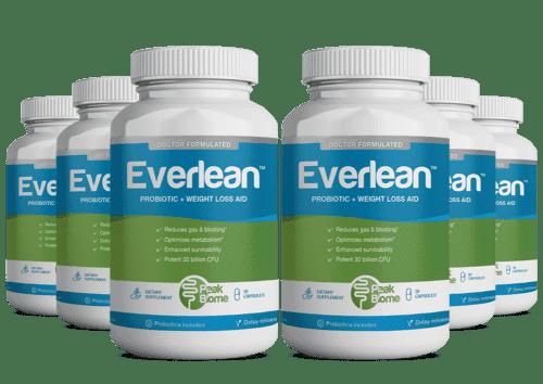 EverLean Probiotic Supplement