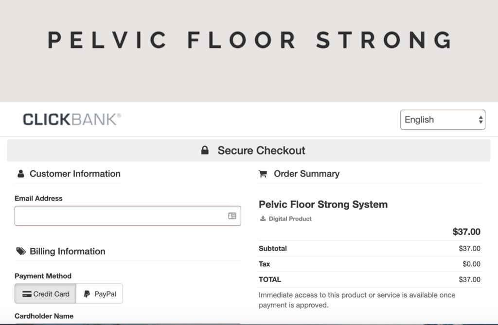 pelvic floor dysfunction exercises