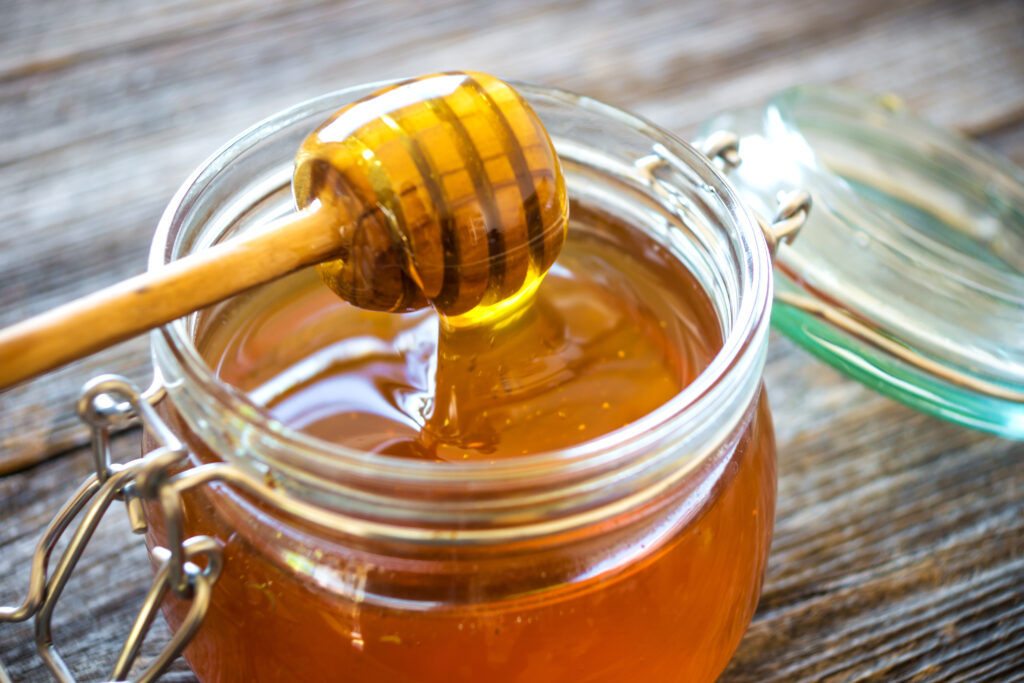benefits of raw honey for allergies