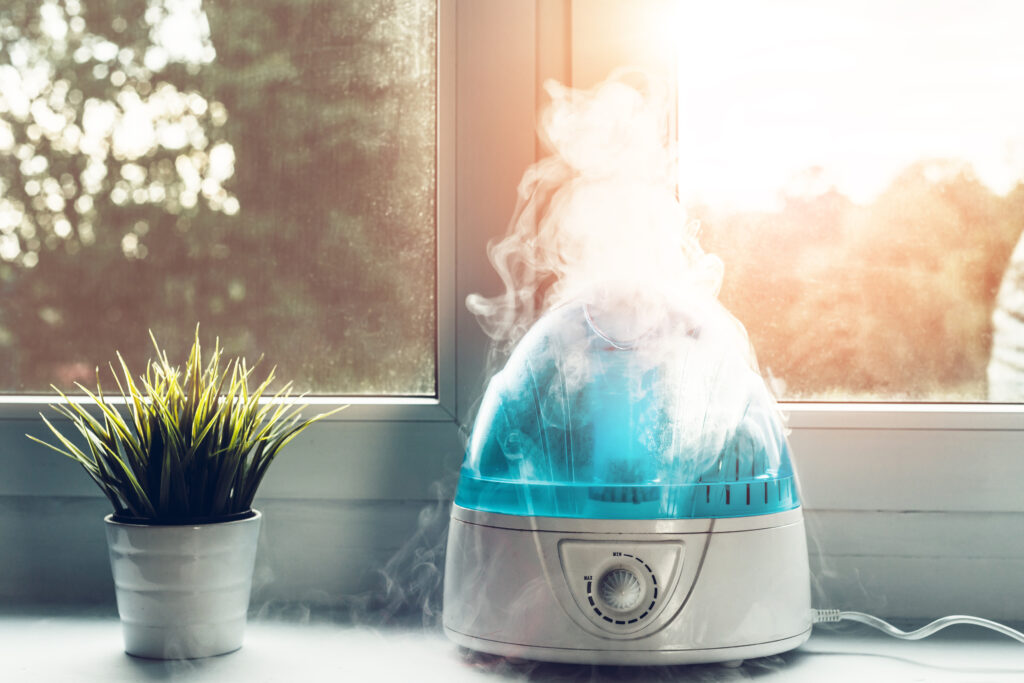 humidifier for sinus infection